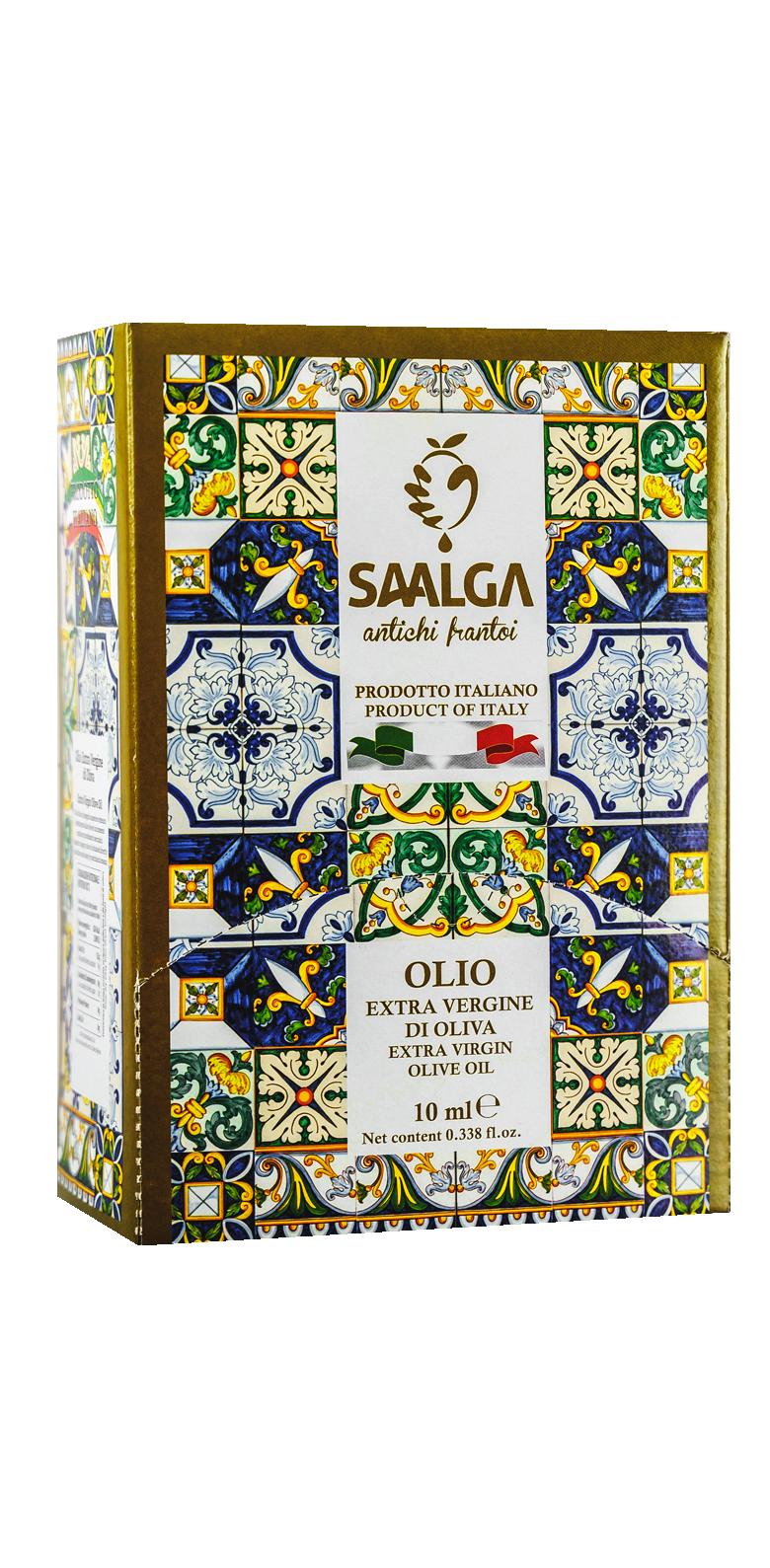 Saalga 100% Italiano Monodose - Frantoi Saalga