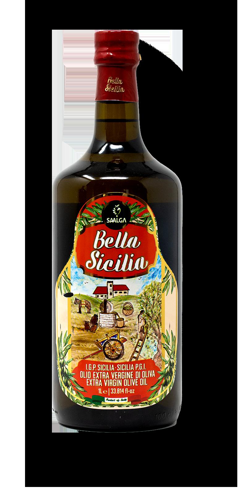 Saalga IGP Bella Sicilia 2 - Frantoi Saalga